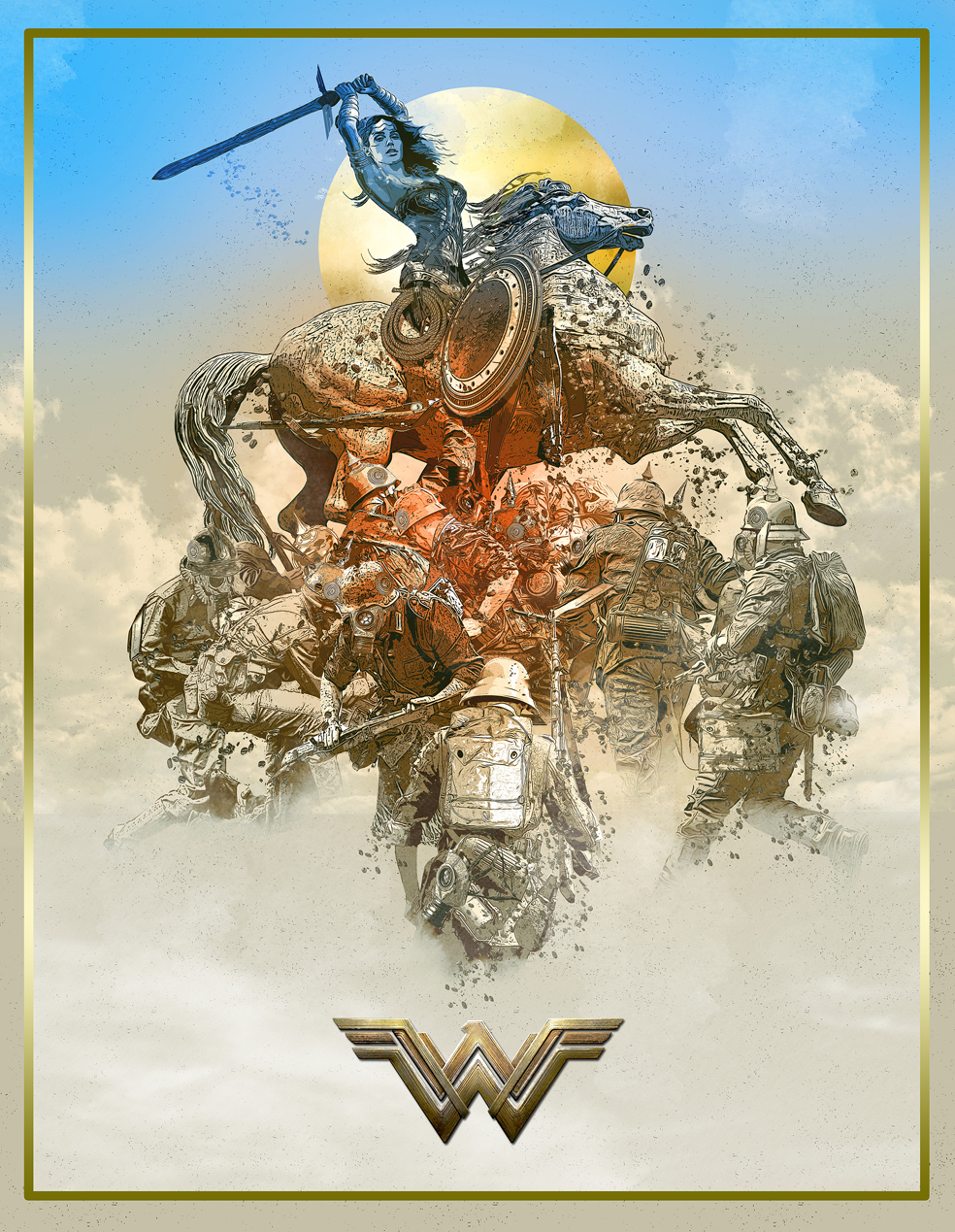 Wonder Woman Poster-posse1.jpg