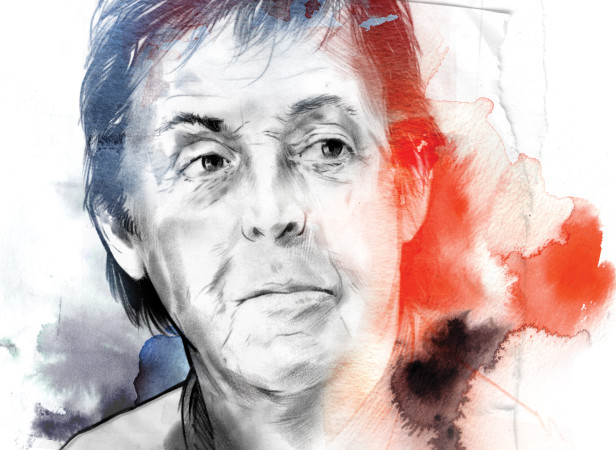 Paul McCartney / Snob Magazine