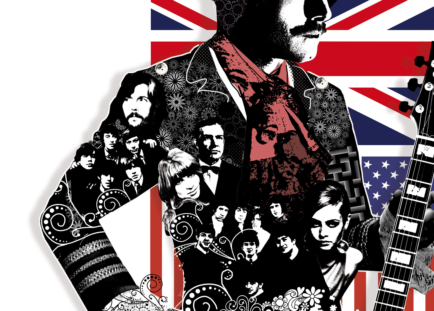 The British Invasion / Barry Miles Book Jacket