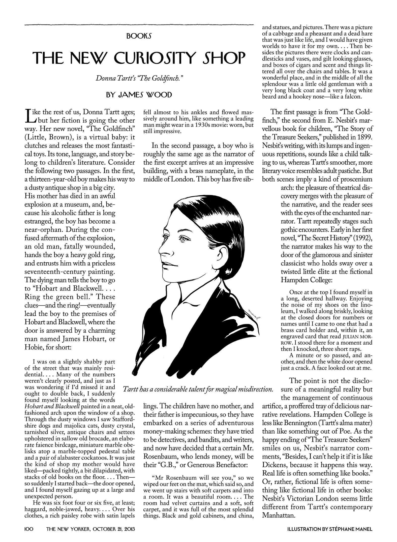The New Curiosity Shop / The New Yorker