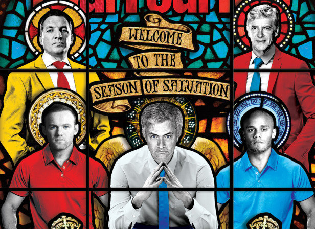 Premier League Season of Salvation 442 Magazine