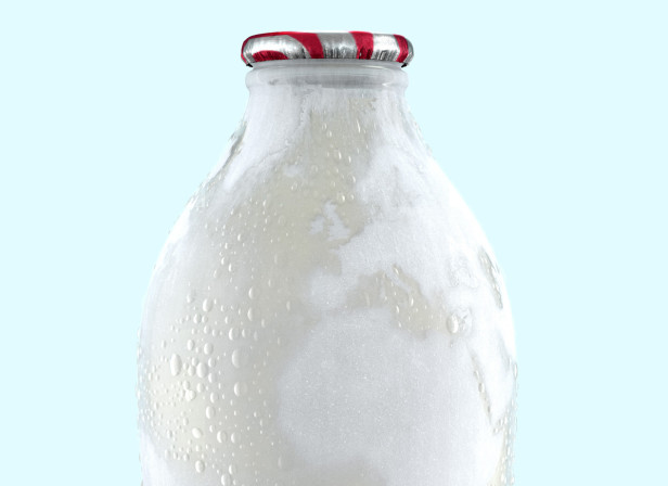 World Milk Bottle