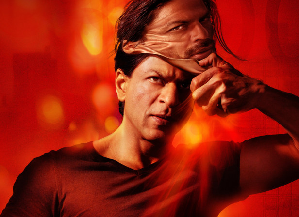 Don 2 Bollywood Poster