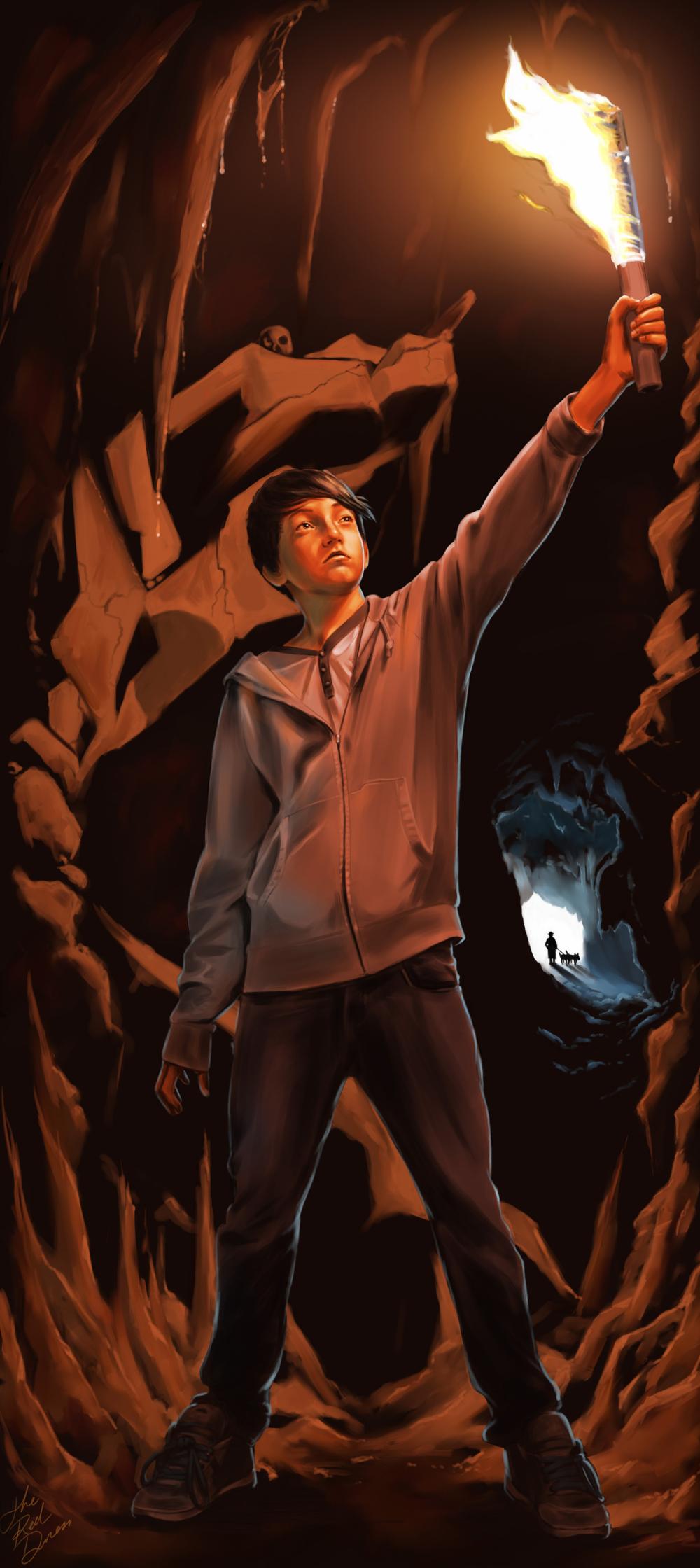 Cave Boy