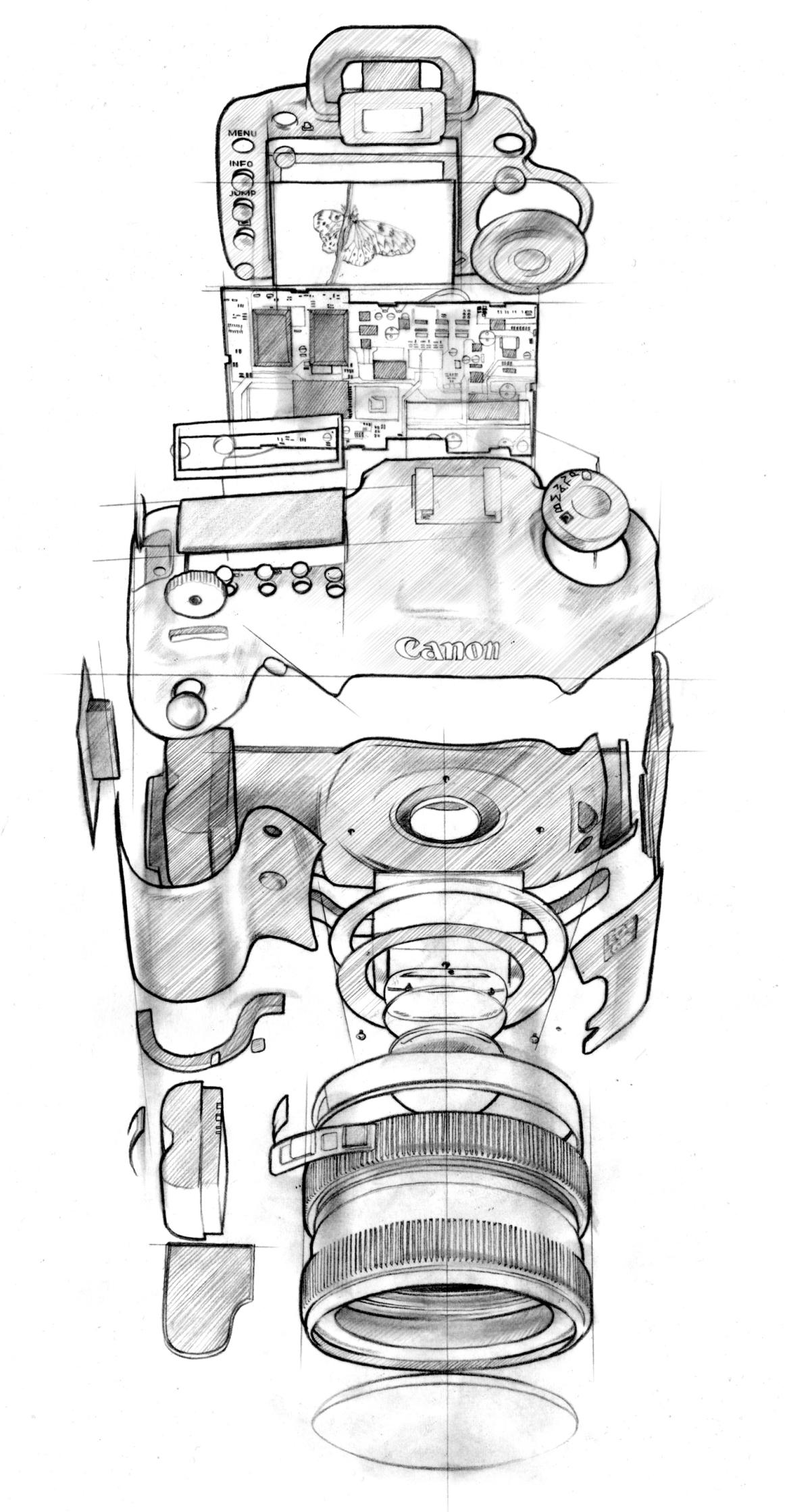 Cannon SLR / Dorling Kindersley