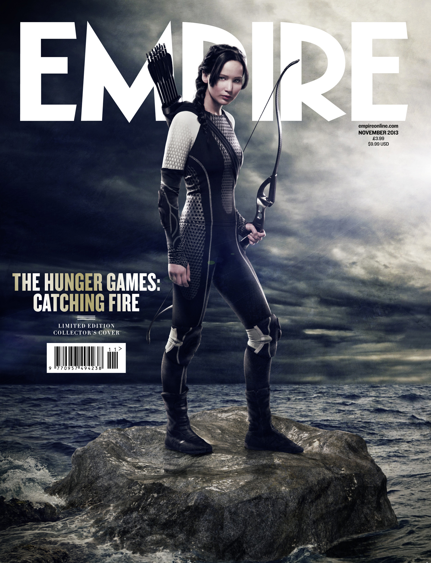 The Hunger Games / Empire Magazine