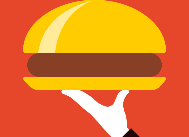 Gourmet Burger Washington Post