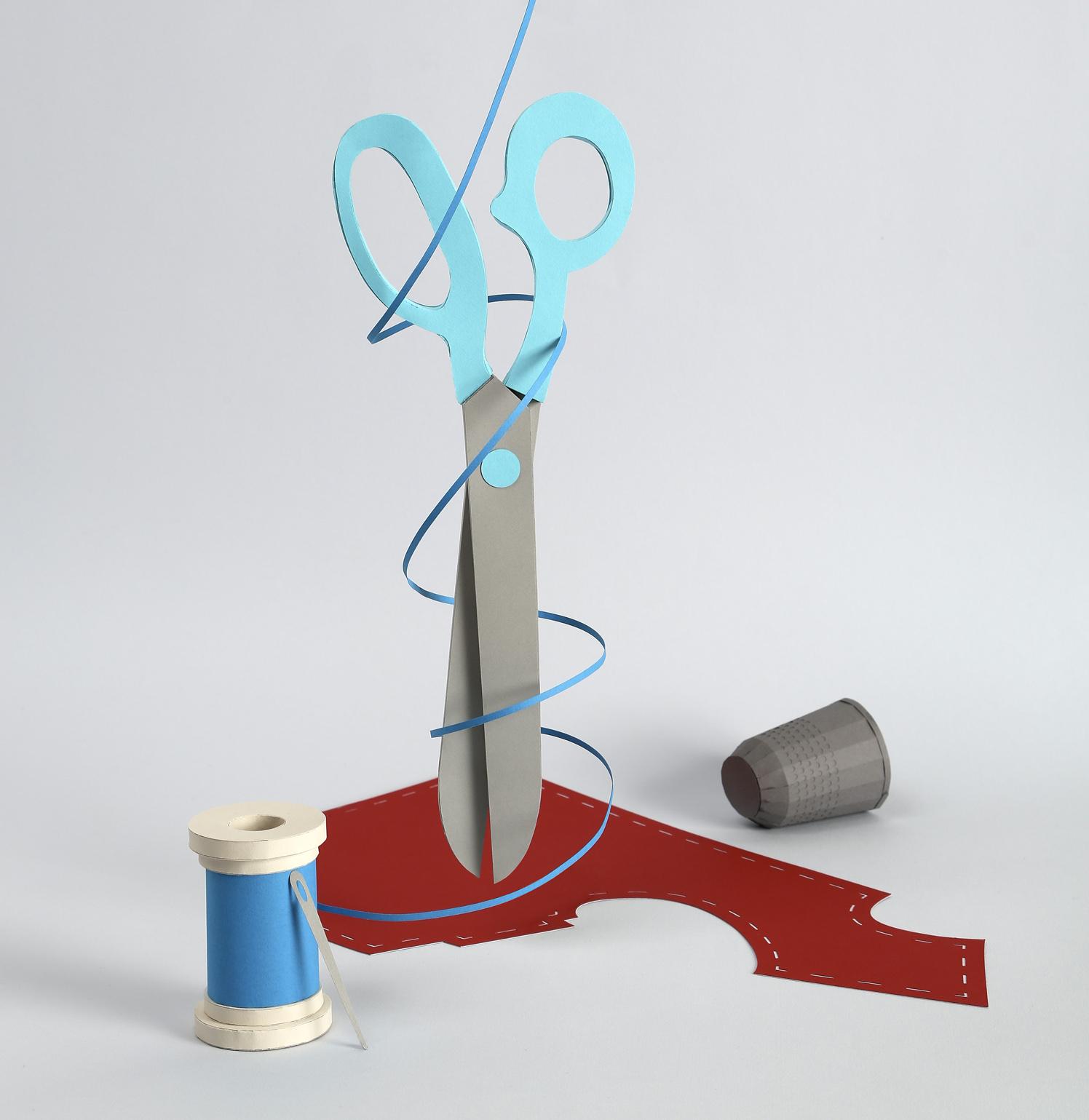 Scissors / Ted Baker