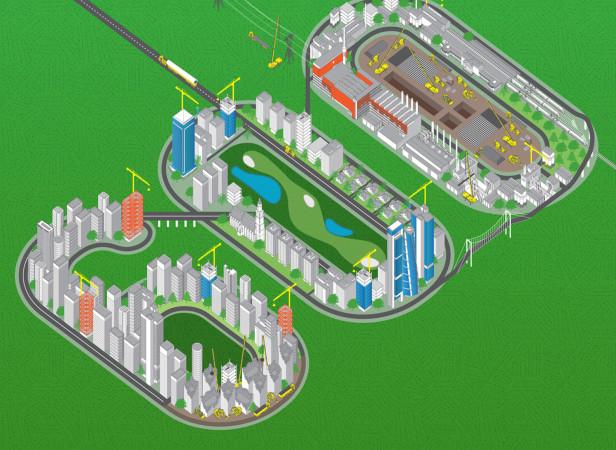 600 Cityscape / Engineering News