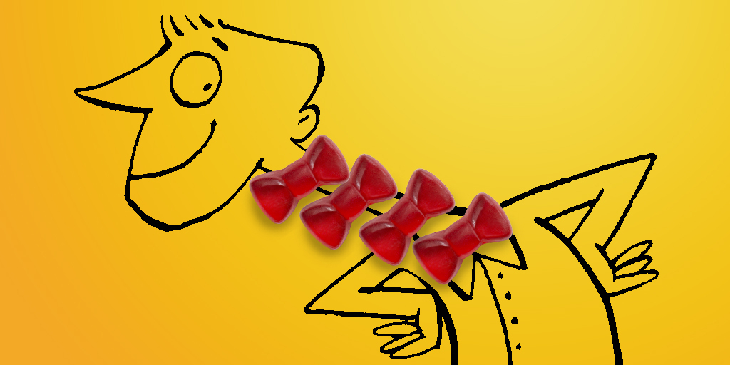 Rowntrees - Bowties