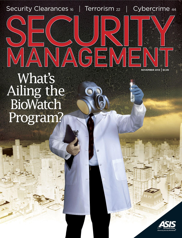 BioWatch / Security Management