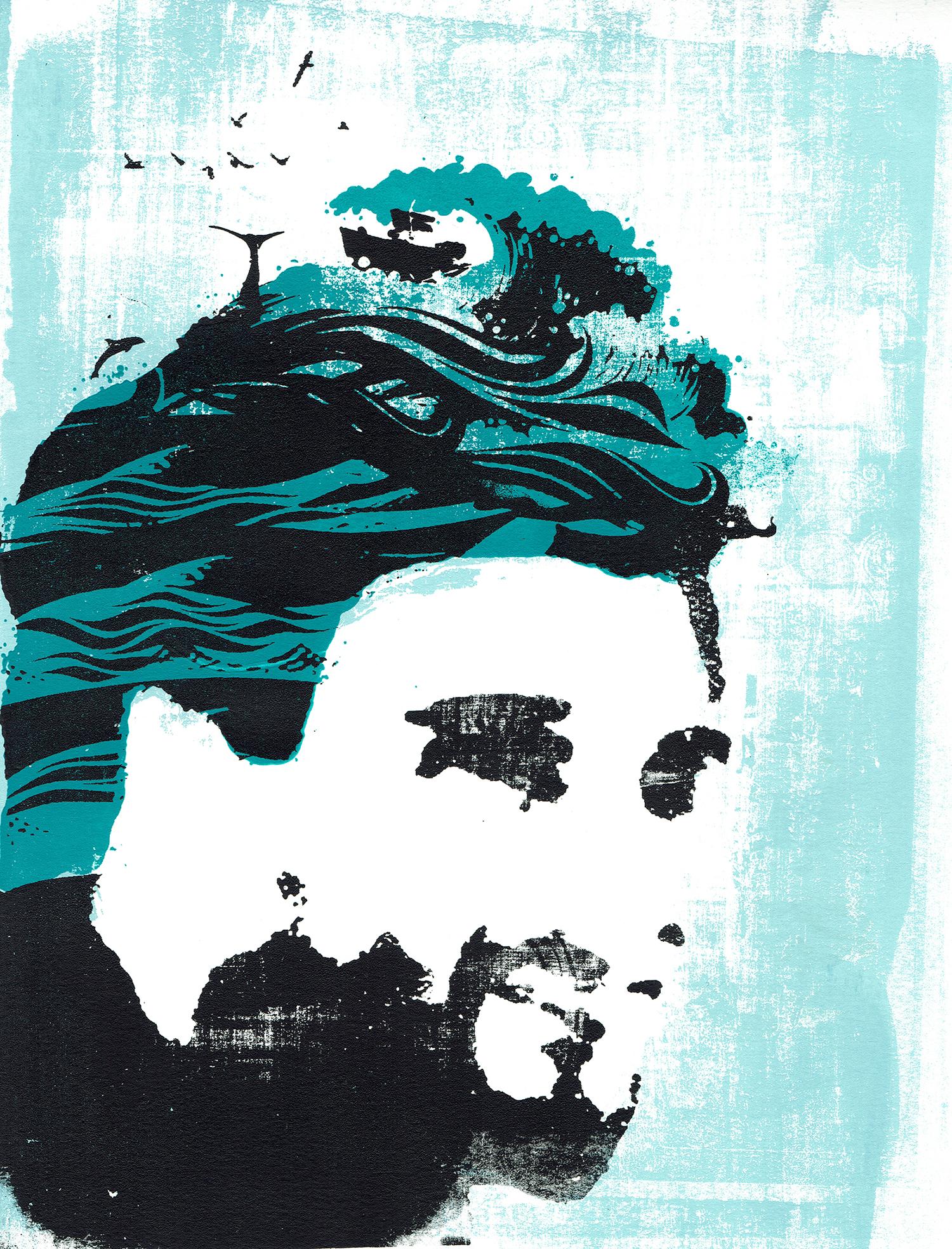 dreaming_of_the_sea_waves_boat_hair_screenprint_katie_edwards_illustration_art.jpg