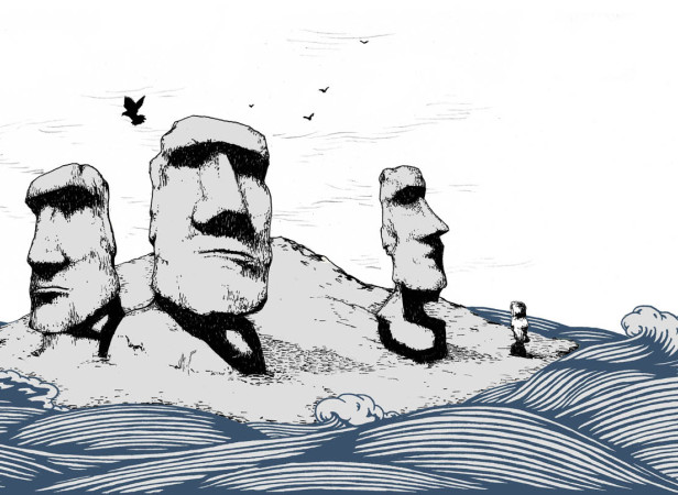 The 405 Easter Island