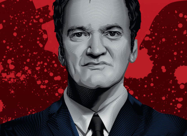 Quentin Tarantino / GQ Magazine