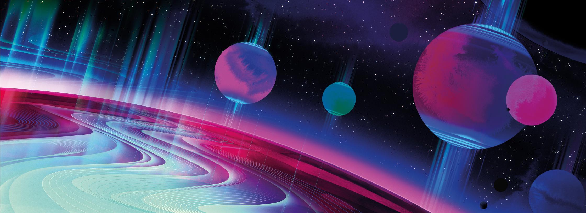 Extraterrestrial Aurora