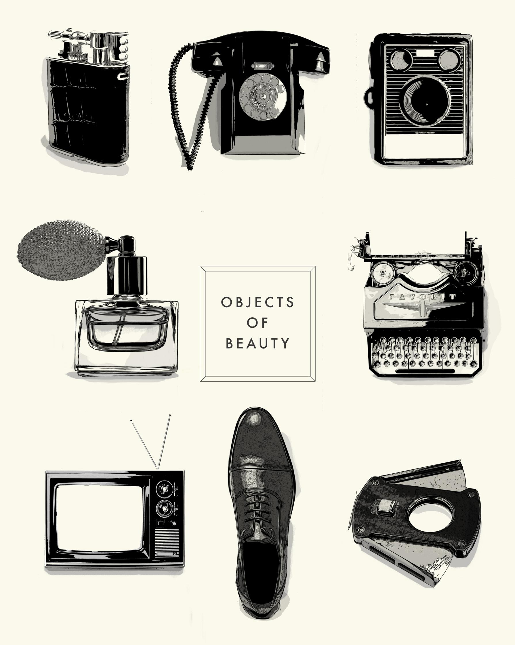 Objects of Beauty
