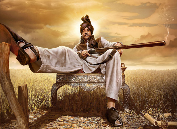 Son Of Sardaar Sitting