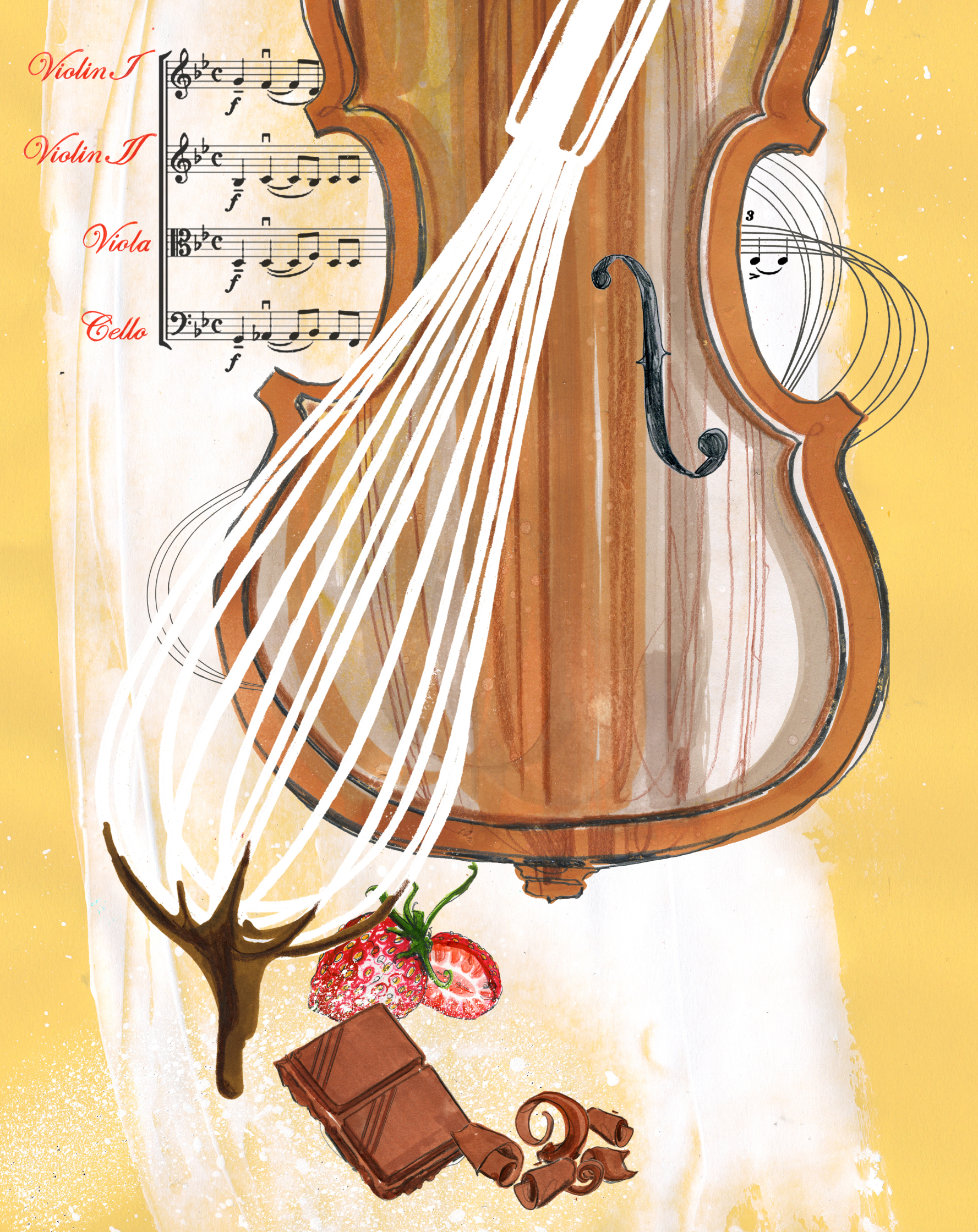 Classical Music Magazine 'The World'sBest Chocolate Cake'.jpg