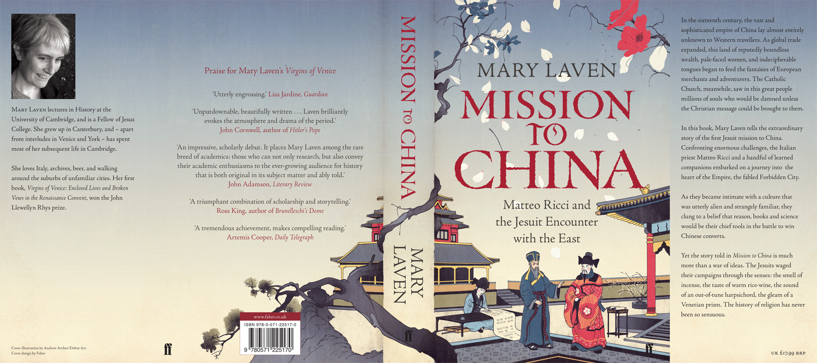 Mission To China Cover