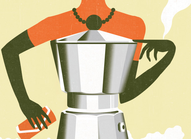 Italian Fashion Coffee