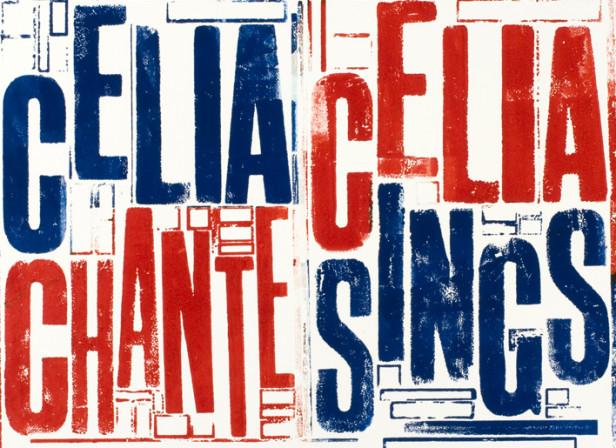 Celia Sings Chante Sings