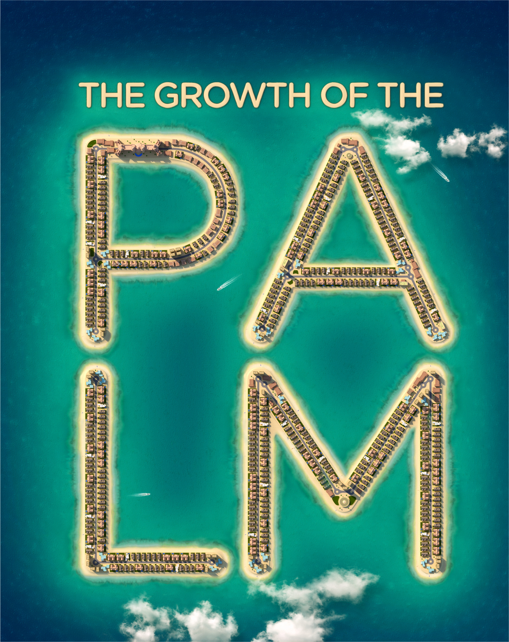Growth of the Palm