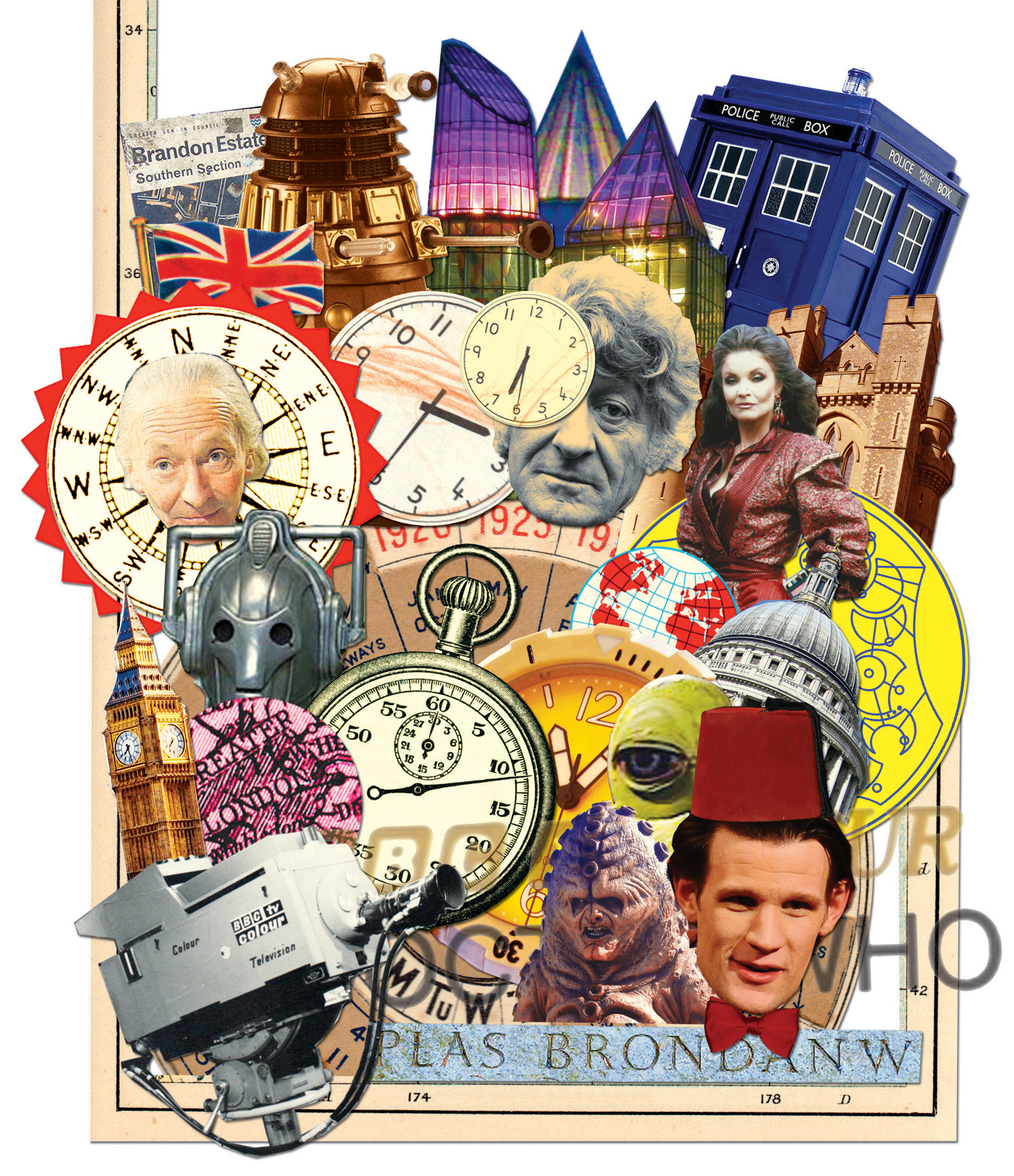 Doctor Who is 50 / Seven Magazine