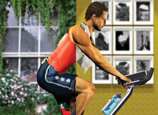 Cycling / Men's Health Magazine