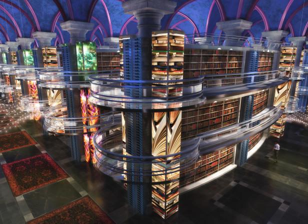Downard-Fantastic Library.jpeg