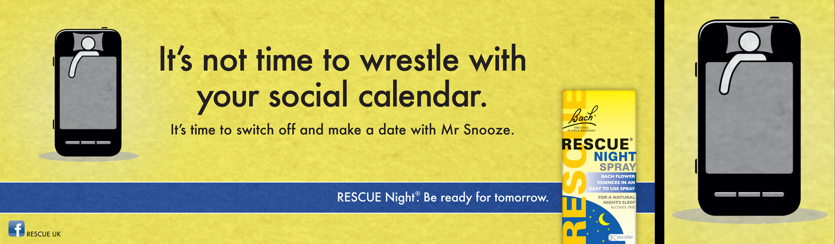 Social Calendar / Rescue Night