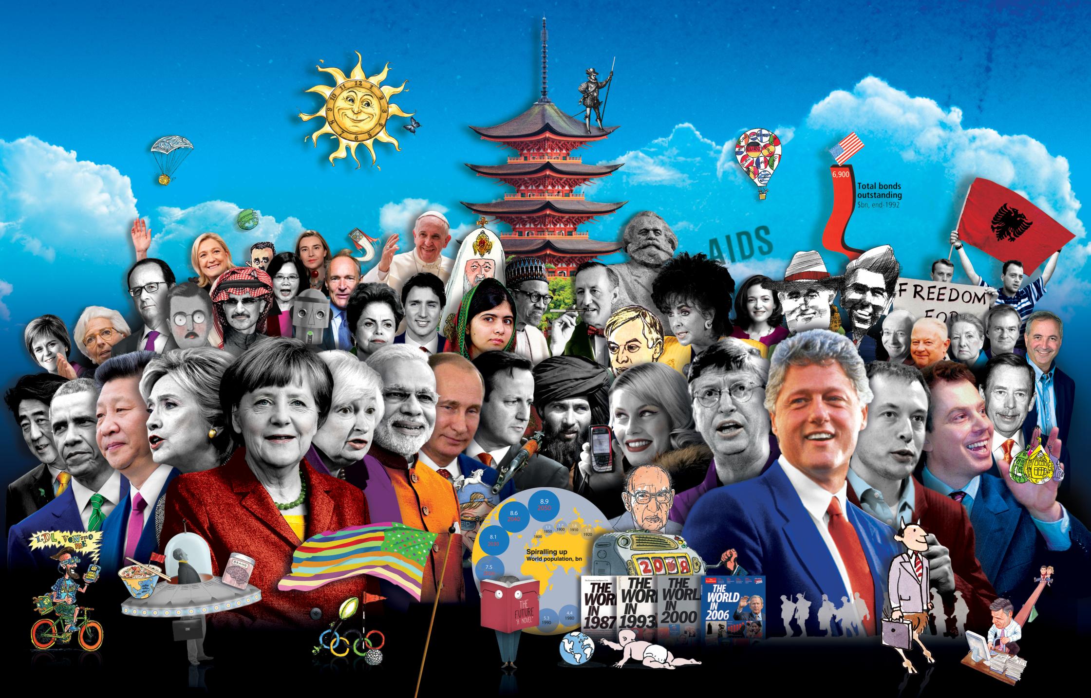 World in 30th Anniversary