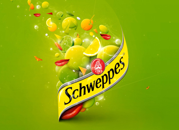 Schweppes Fruits