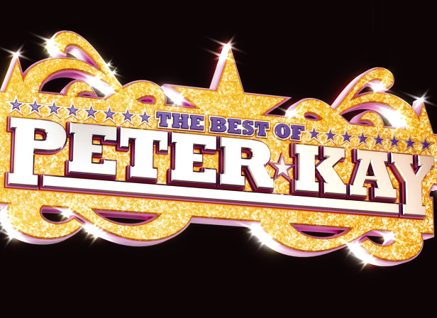 The Best Of Peter Kay Logo