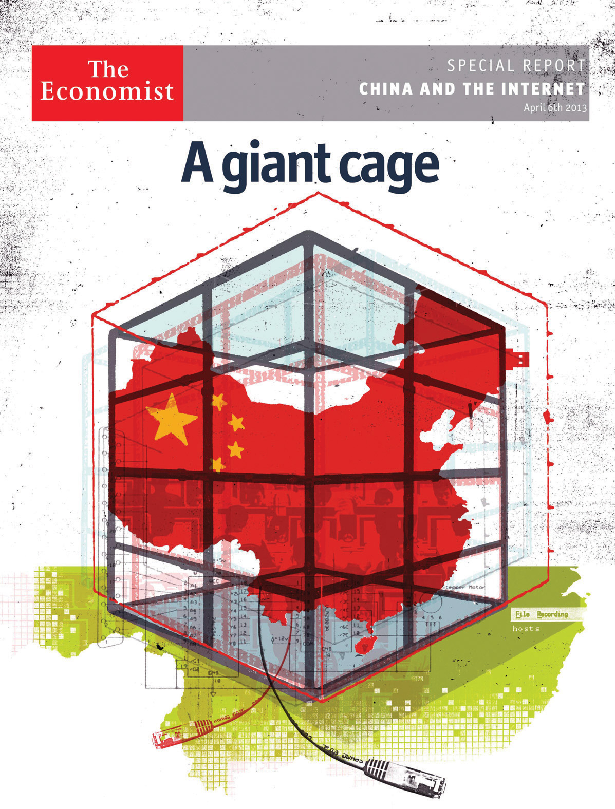 A Giant Cage / The Economist