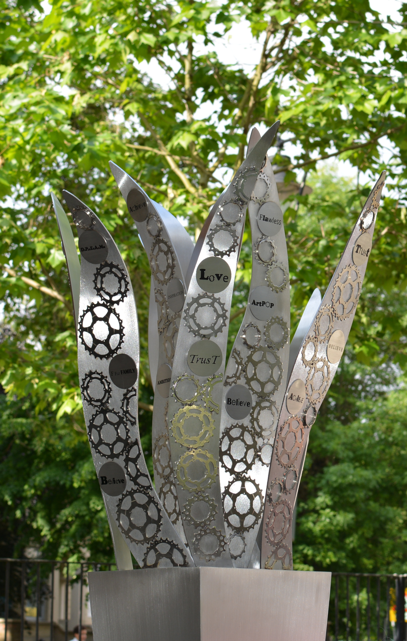 Inspiring Dreams Public Sculpture Sir Bradley Wiggins