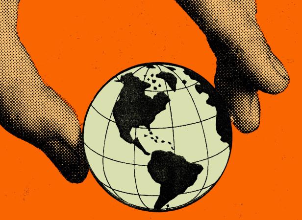 Getty Globe