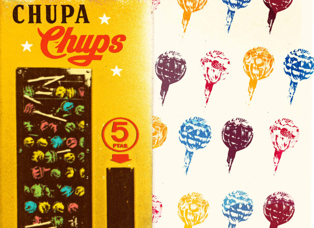 Lollipop Machine / Chupa Chups