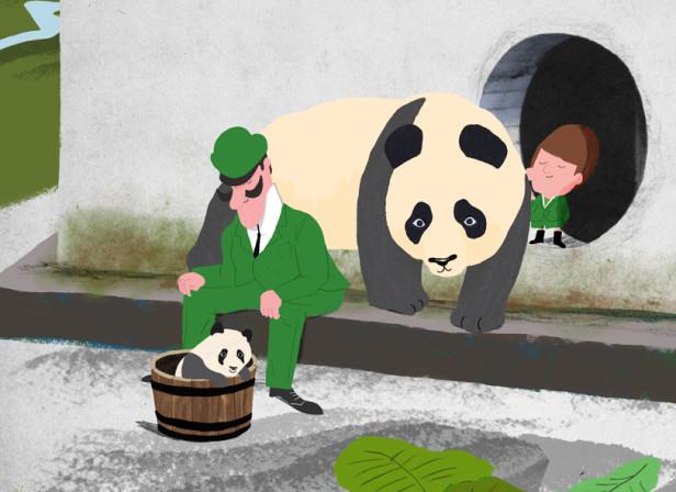 Mr Peek And The Misunderstanding At The Zoo News