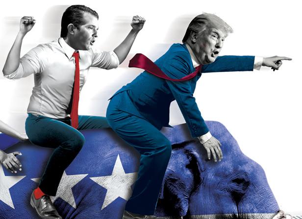 Economist Trump Family Matt Herring.jpg