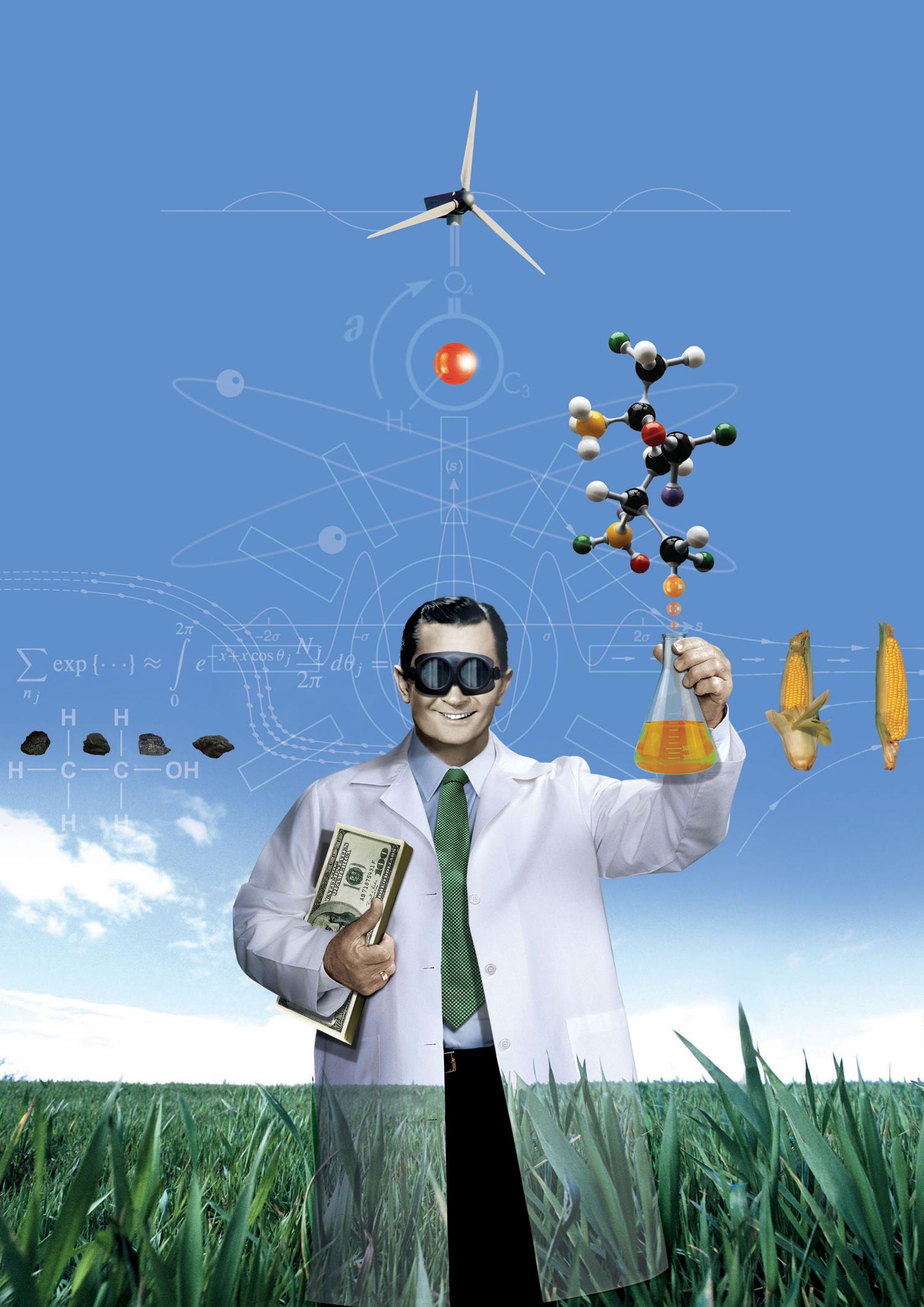 Renewable Energy Science Newsweek