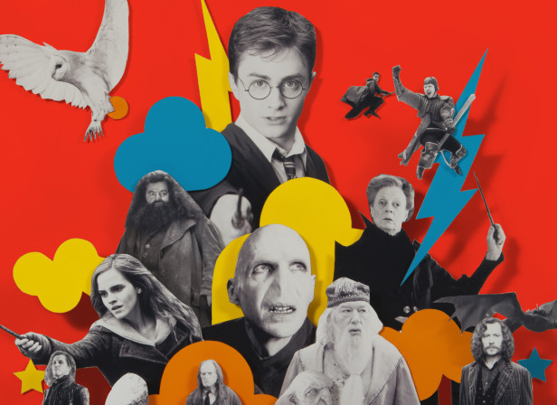 Harry Potter / Time Magazine