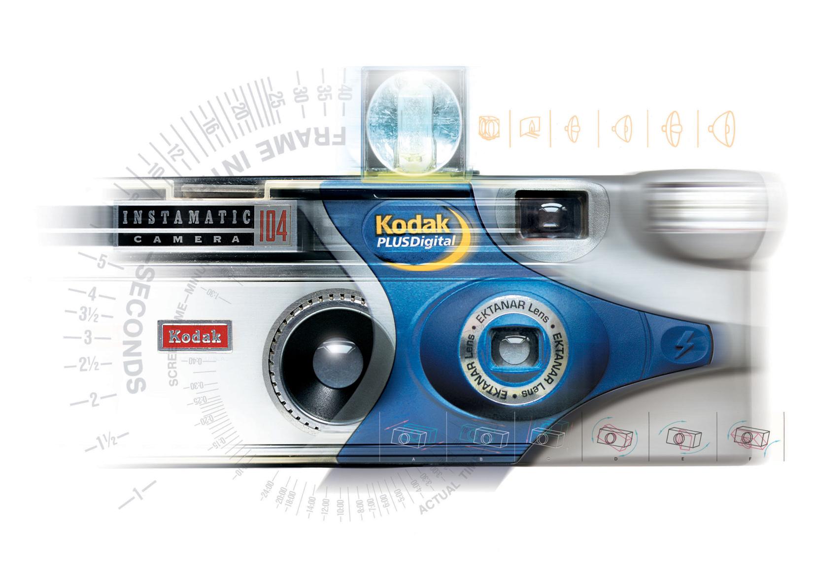 The Kodak Cameras Time Magazine