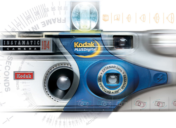 The Kodak Cameras Time Magazine