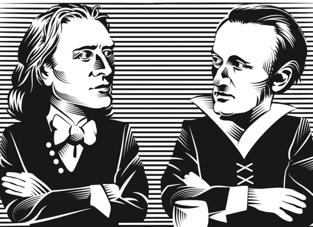 Franz Liszt & Richard Wagner
