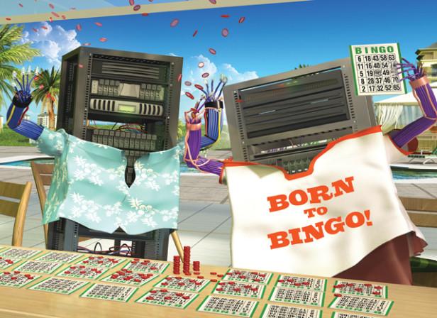 Born to Bingo