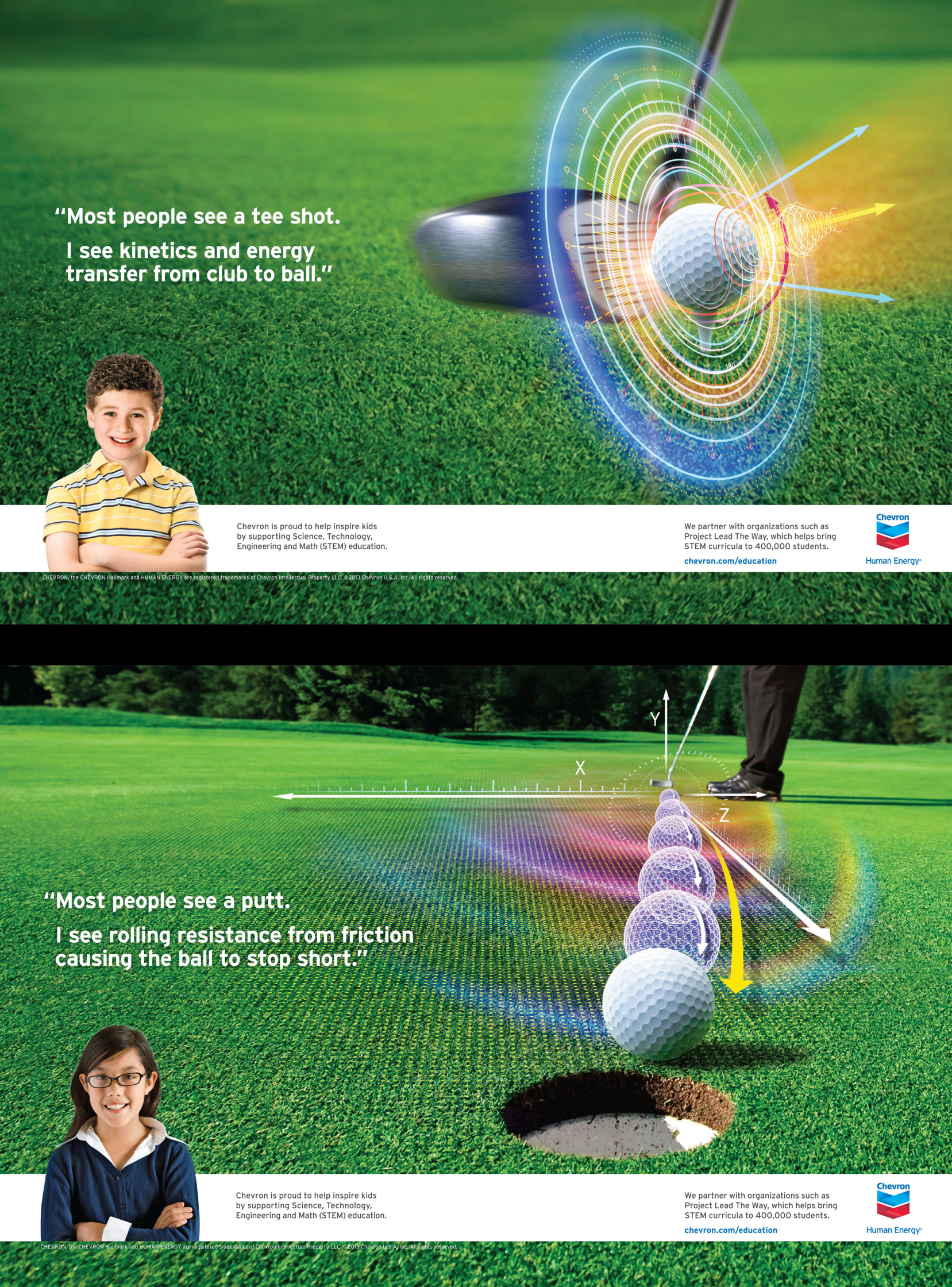 Chevron Golf