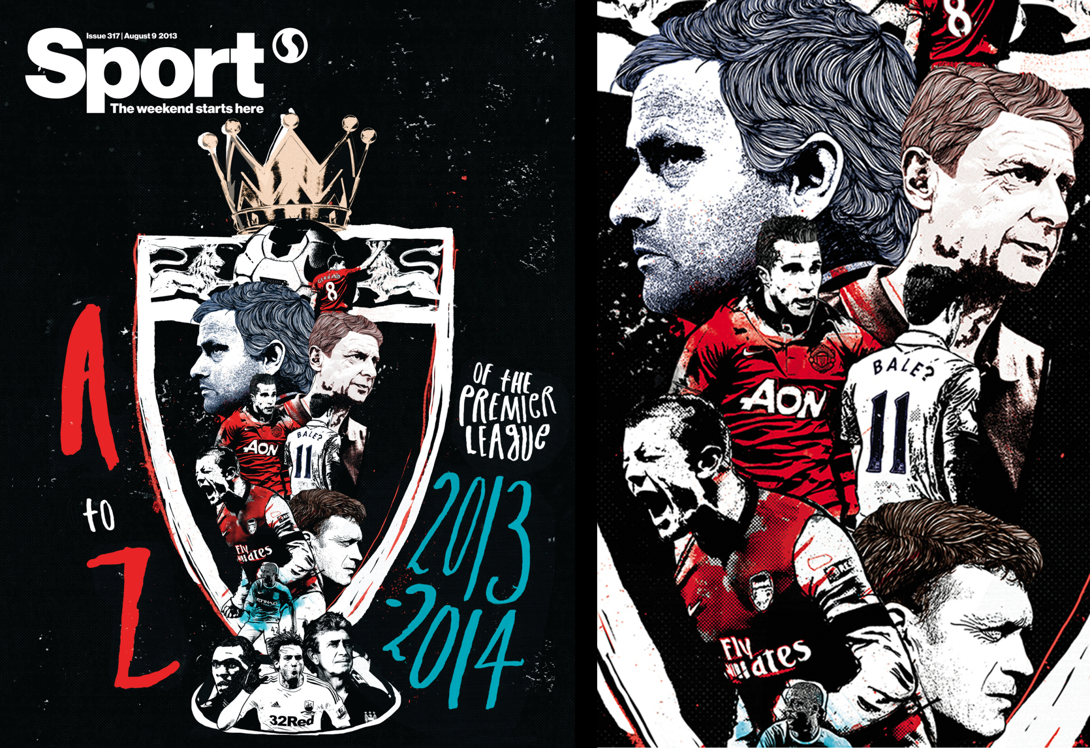 A to Z of the Premier League / Sport Magazine