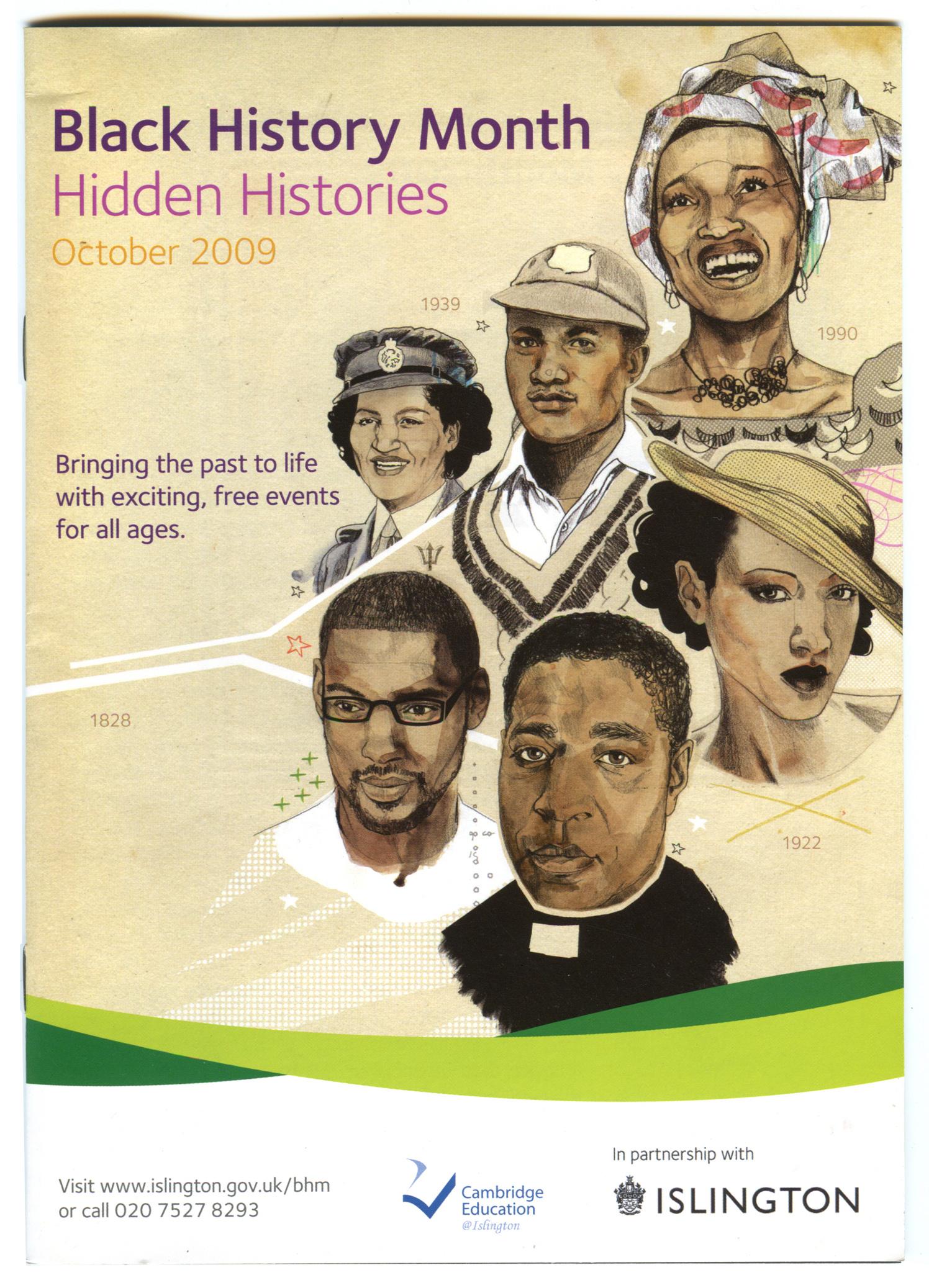 Black History Month / Islington Council