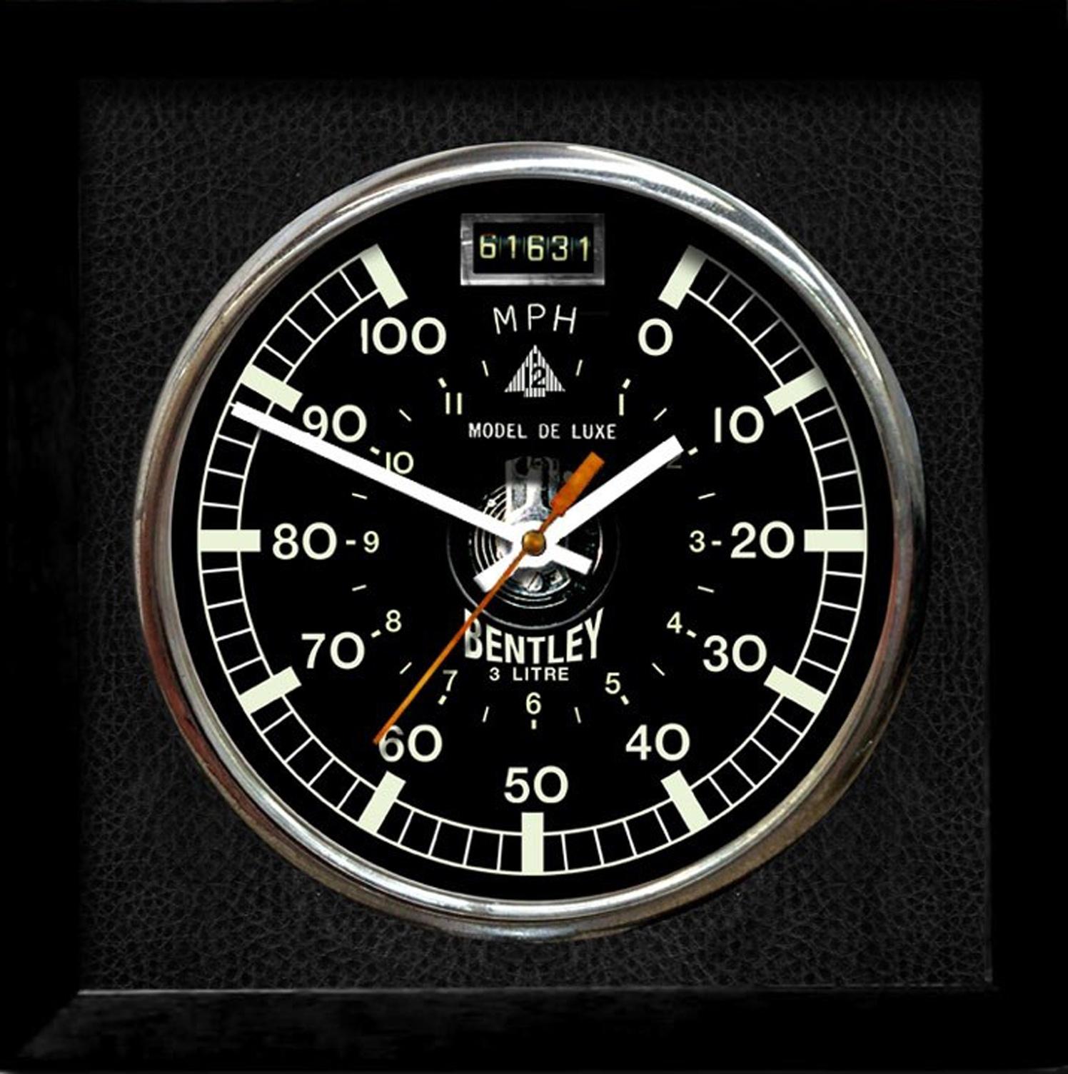 Bentley Clock