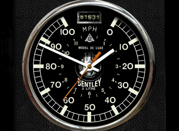 Bentley Clock